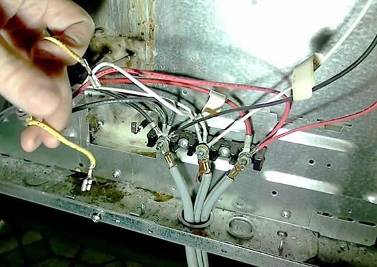 Бытовые газовые плиты индезит ремонт